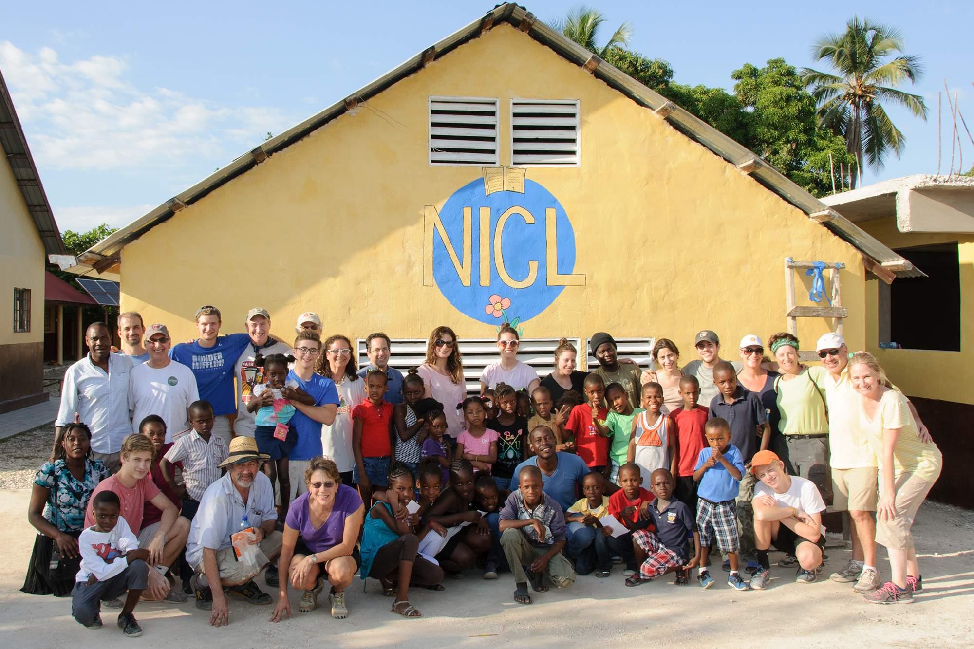 Adat Shalom in Haiti